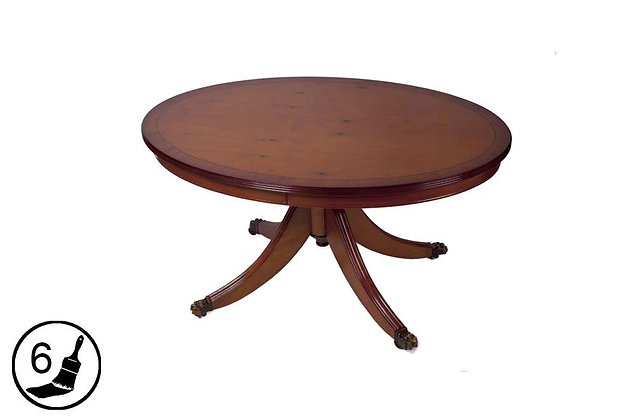 Simply Classical 3ft Oval Coffee Table