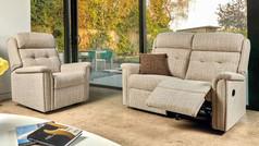 Tara 2 Seater Recliner Sofa & Armchair