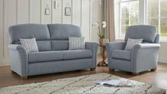Buckingham 2.5 Seater Sofa & Armchair