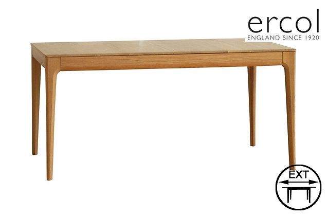 ercol Romana Medium Extending Dining Table
