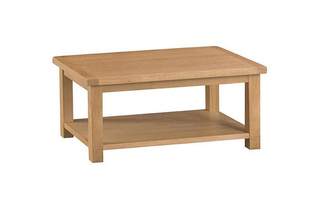 Classic Oak Coffee Table