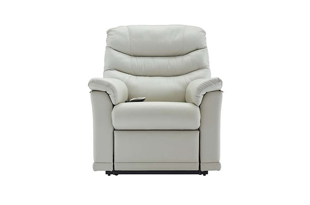G Plan Malvern Leather Small Lift & Tilt Recliner Chair