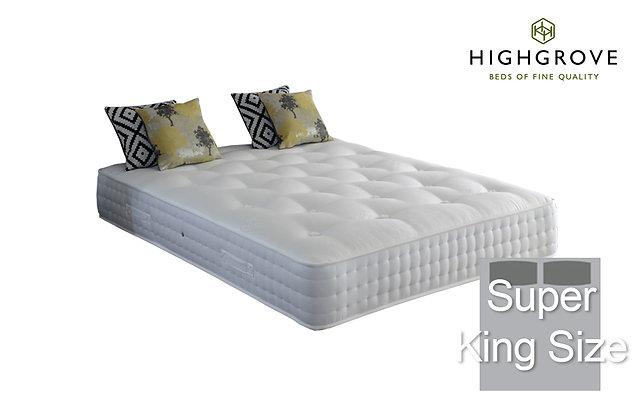 Highgrove Mayfield Ortho Super King Size Mattress