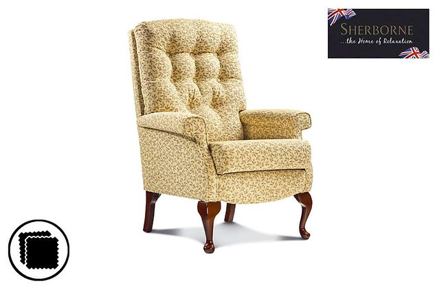 Sherborne Shildon High Seat Fireside Chair