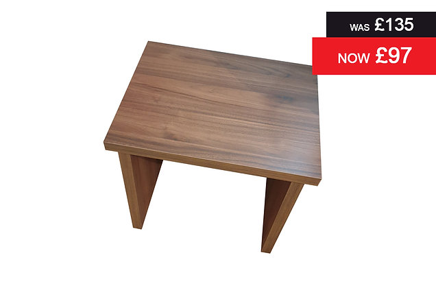 Lamont Lamp Table - Walnut