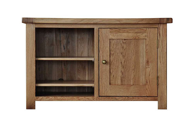 Rustic Charm TV Unit