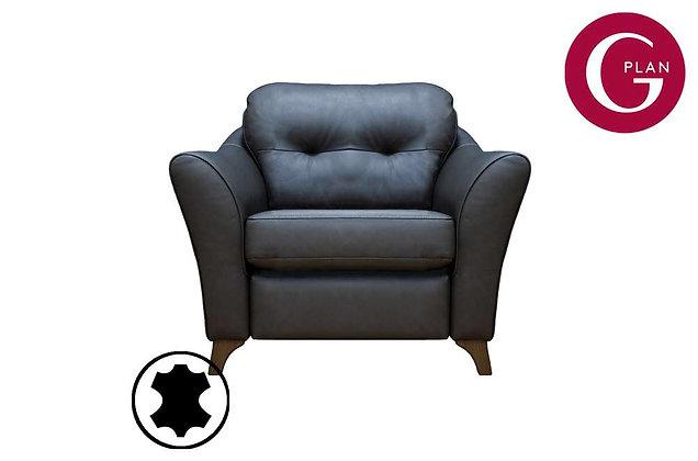 G Plan Hatton Leather Armchair