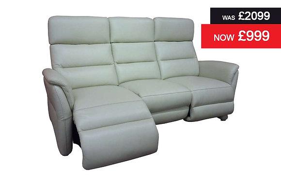Oslo 3 Seater Power Recliner Sofa