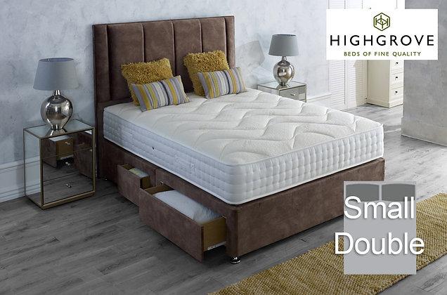 Highgrove Ambassador 2000 Series Small Double Divan Bed