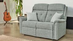 Tara 2 Seater Fabric Sofa