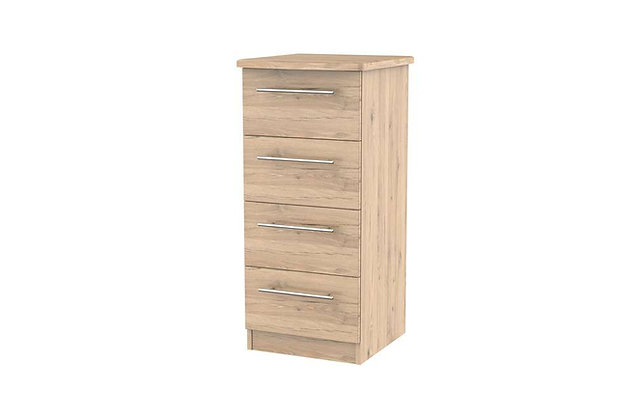 Wessex 4 Drawer Locker Chest