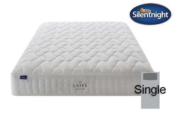 Silentnight Miracoil Arella Latex Single Mattress