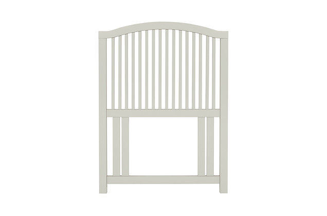 Ashby Wooden Cotton Painted Headboard