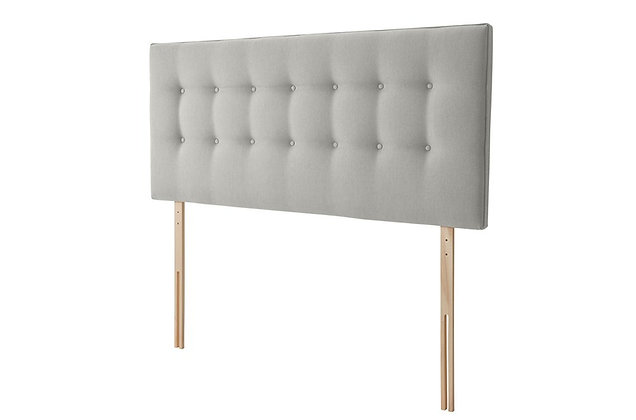 Silentnight Piza Fabric Upholstered Headboard
