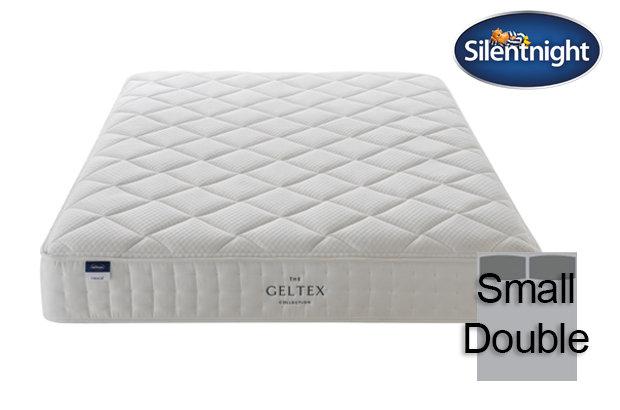 Silentnight Miracoil Aqua Geltex Small Double Mattress