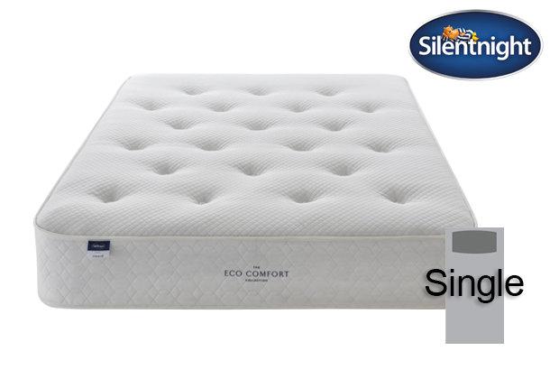 Silentnight Mirapocket Aria Eco Comfort 1200 Single Mattress