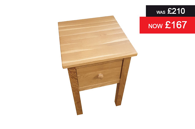 Charmwood Lamp Table with Drawer