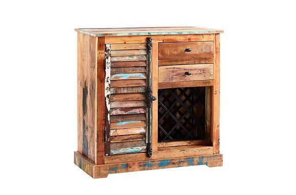 Portofino Wine Rack Sideboard