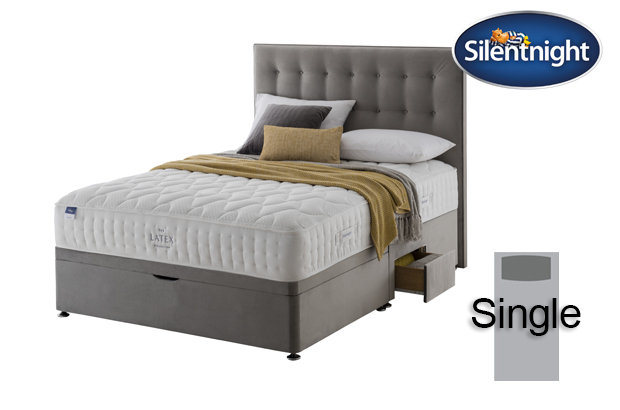 Silentnight Miracoil Arella Latex Single Divan Bed