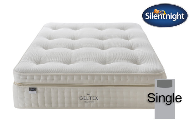 Silentnight Mirapocket Imperial Geltex 3000 Single Mattress