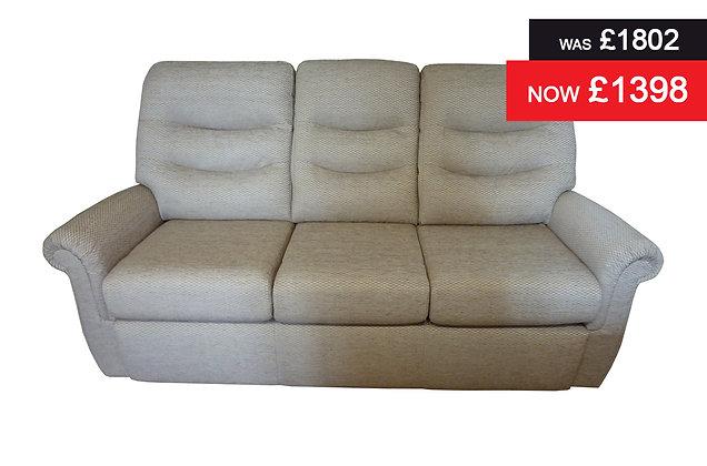 G Plan Holmes 3 Seater Sofa - Bossa Nova Latte