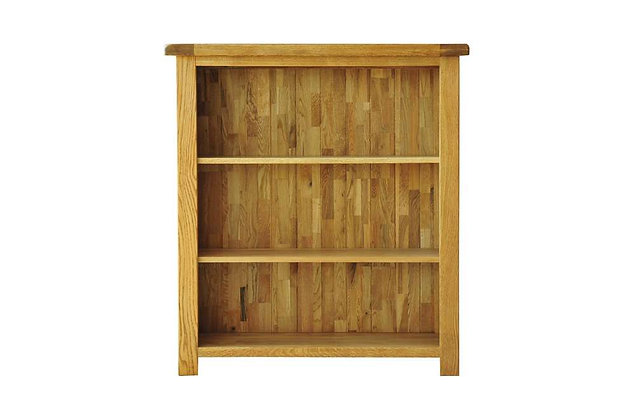 Rustic Charm 3ft Bookcase
