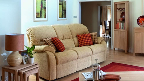 G Plan Mistral Fabric 3 Seater Sofa | Gordon Busbridge Furniture & Beds Store | Hastings, Eastbourne, St Leonards on Sea, Bexhill & Seaford