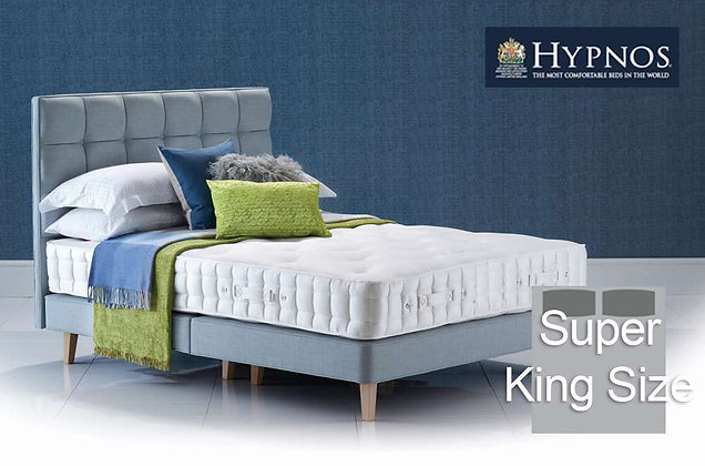 Hypnos Cypress Deluxe Super King Size Divan Bed