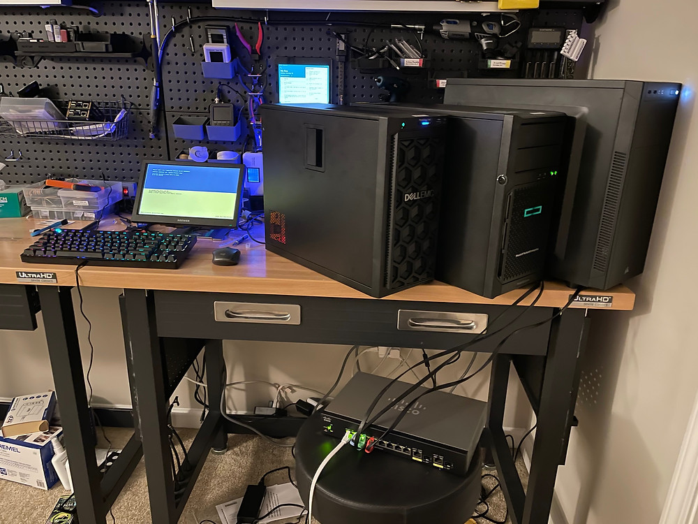 Building an Enterprise-Level Home Lab (Without the ...