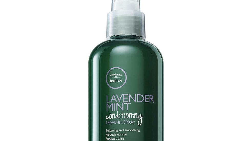 Lavender Mint Conditioning Leave-In Spray Tea Tree