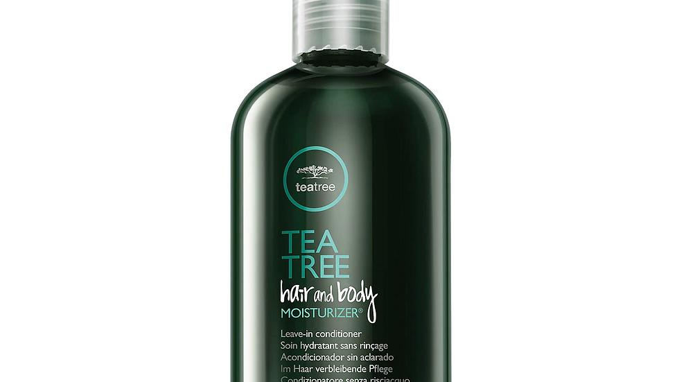 Tea Tree Hair and Body Moisturizer Tea Tree