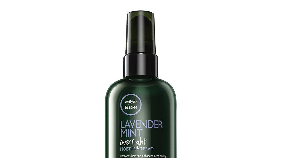Lavender Mint Overnight Moisture Therapy Tea Tree