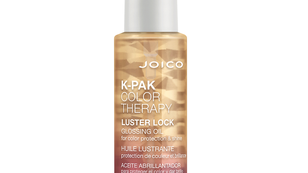Joico Color Therapy Glossing Oil Protect & Shine