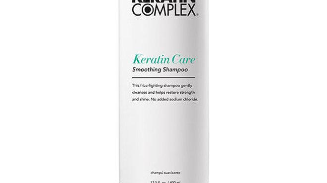 Keratin Complex Keratin Care Smoothing Shampoo - 13.5 oz.