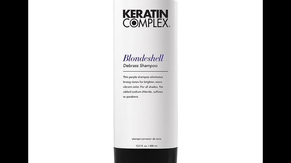 Keratin Complex Blondeshell Debrass Shampoo - 13.5 oz.  $15.60sale  was $2640% o