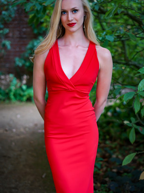 Hampstead Evening Dresses Shoot