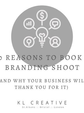 10 REASONS TO BOOK A BRANDING SHOOT, (AND WHY YOUR BUSINESS WILL THANK YOU FOR IT.)