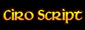 Logo CiroScript