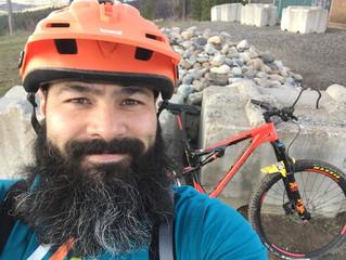The Bearded One:  24 Hour Race