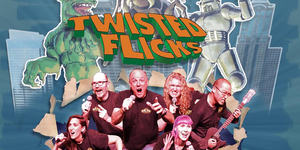 Jet City Improv: Twisted Flicks