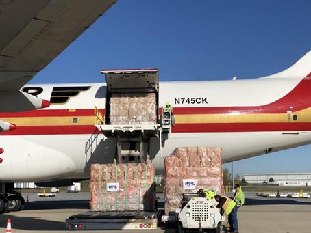 American Journal of Transportation Highlights NixCovid and Wen-Parker Logistics Partnership