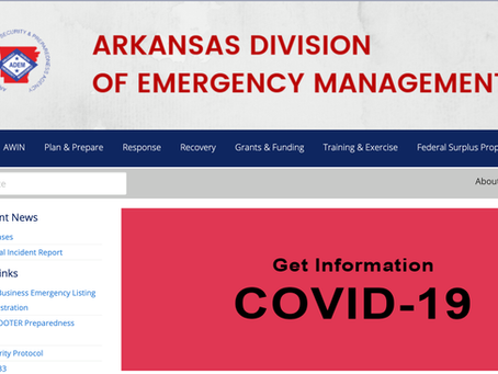 Arkansas Homeland Security & Preparedness Agency Division of Emergency Management approves NixCovid