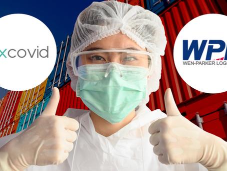 NixCovid Announces Strategic Partnership with Wen Parker Logistics