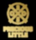 Circle with PreciousLittle_GoldLogo_RGB