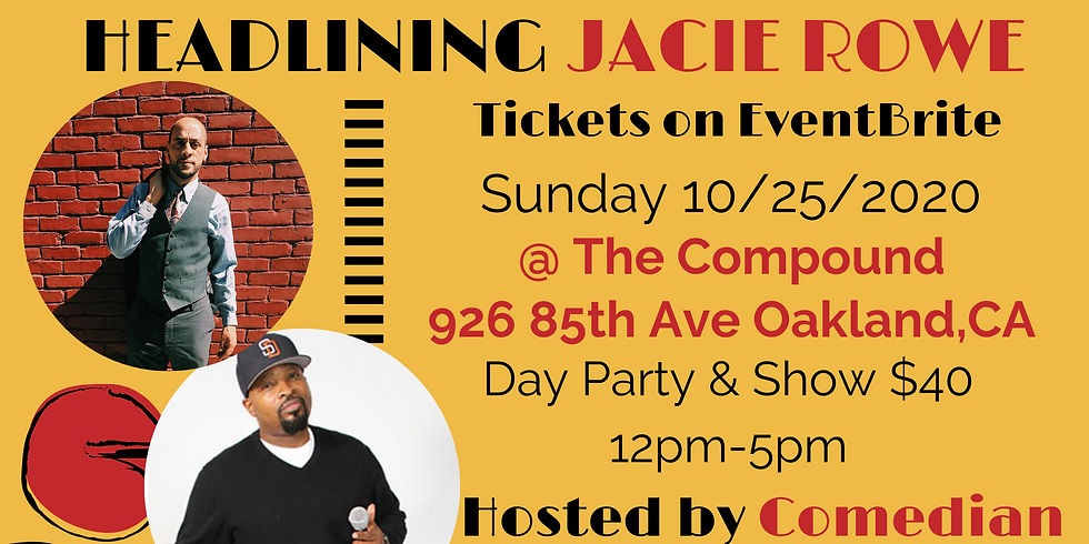 D'Wayne Wiggins Productions Presents The Jazzy Comedy Show Day Party
