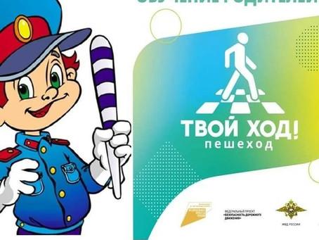 Всероссийский «родительский веобуч» по профилактике ДДТТ