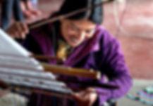 Traditional Weaving Guatemala