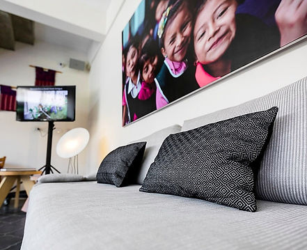 Handmade Pillows Interior