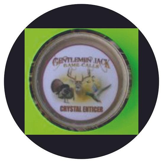 Custom Camo Crystal Turkey Friction Call