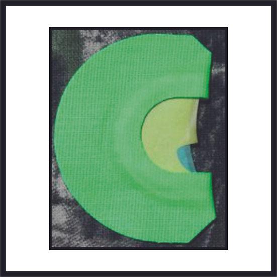 """#9 Ridgerunner - 3 Reed """"NOTCH"""" Cut Turkey Mouth Call"""
